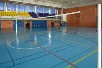 Coade voleibol postes voley aluminio - Red voley piscina ...